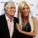 Hugh Hefner and Crystal Harris - 454 x 409