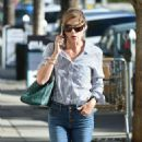 Selma Blair in Jeans – Out in Los Angeles - 454 x 803