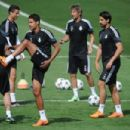 Real Madrid Training and Press Conference April 21, 2015