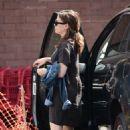Bethany Joy Lenz – Shopping in Los Angeles - 454 x 716