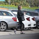 Olivia Culpo – Heading to a gym in West Hollywood