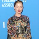 Amber Heard – Hollywood Foreign Press Association Annual Grants Banquet in LA