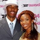 Brandy and Quentin Richardson