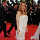 """Gillian Anderson - Opening Ceremony & Screening Of """"Blindness"""" At The 61st Edition Of The Cannes Film Festival In Cannes, France, - May 14 '08"""