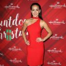 Crystal Lowe – 'Christmas at Holly Lodge' Screening in LA - 454 x 669