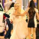 Jamie Lynn Spears and Jamie Watson Wedding Pics March 14, 2014 - 454 x 584