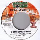Assassin Album - Ghetto State Of Mind