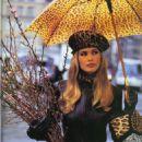 Claudia Schiffer - Vogue Magazine Pictorial [United States] (July 1992) - 454 x 614