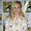 Candice King – 'The Vampire Diaries' Press Line at Comic-Con 2016 in San Diego - 454 x 625