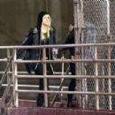 Taylor Momsen – Arrives at Chris Cornell Tribute Concert in Inglewood