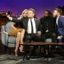 Charlize Theron – 'The Late Late Show with James Corden' in LA