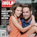 Margarita Muñoz and Michel Brown