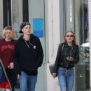 Lily Rose Depp Out in Paris