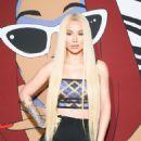 Iggy Azalea – Fashion Nova x Cardi B Event in Hollywood - 454 x 681