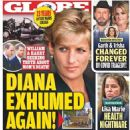 Princess Diana - Globe Magazine Cover [United States] (31 August 2020)