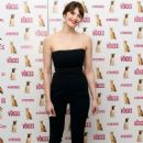 Gemma Arterton The Voices Special Screening In London