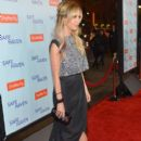 Ashley Tisdale: arrives at the premiere of Relativity Media's 'Safe Haven' at TCL Chinese Theatre