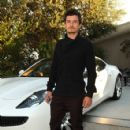 Vanity Fair, Fisker Automotive, Orlando Bloom And Sebastian Copeland Toast The Sedna Foundation