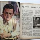 Gregory Peck - Screen Guide Magazine Pictorial [United States] (November 1948) - 454 x 340