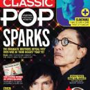 Sparks - Classic Pop Magazine Cover [United Kingdom] (August 2020)