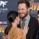 Evangeline Lilly – 'Avengers: Infinity War' Premiere in Los Angeles - 454 x 600