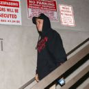 Justin Bieber Leaves Nine Zero One Salon in West Hollywood CA, January 16,2016