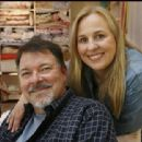 Jonathan Frakes and Genie Francis - 410 x 312