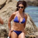 Monica Cruz in Bikini on the beach in Cadiz - 454 x 777