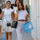 Olivia Culpo out shopping in Beverly Hills - 454 x 681
