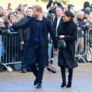Meghan Markle and Prince Harry – Visits Cardiff Castle in Cardiff - 454 x 302