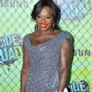Viola Davis at 'Suicide Squad' Premiere in New York 08/01/2016 - 454 x 619