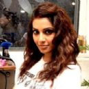 Bipasha Basu gets styled at Mad-O-Wat Salon