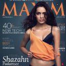 Shazahn Padamsee Maxim India June 2013