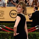 Felicity Huffman attend the 21st Annual Screen Actors Guild Awards at The Shrine Auditorium on January 25, 2015 in Los Angeles, California - 453 x 600