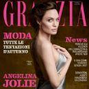 Angelina Jolie – Grazia Italy Magazine (October 2019)