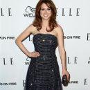 Ellie Kemper arrives at Elle Women in Television celebration in Los Angeles on Jan. 24, 2013 - 379 x 600
