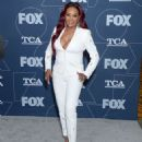 Vivica A. Fox – Fox TCA Winter Press Tour All-Star Party in Pasadena - 454 x 555
