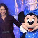 Olga Kurylenko – Disneyland 25th Anniversary Celebration in Paris - 454 x 286