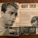 Robert Taylor - Motion Picture Magazine Pictorial [United States] (March 1939) - 454 x 340