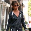 Halle Berry – Leaving a meeting in West Hollywood