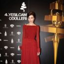 Selma Ergeç : 4th Yeşilçam Awards - 454 x 683