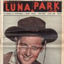 William Holden - Luna Park Magazine Cover [Italy] (19 June 1952)
