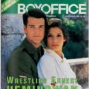 Chris O'Donnell - Boxoffice Magazine [United States] (December 1996)