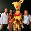 "Celebrity Ambassadors Launch ""Ocsober 2009"""