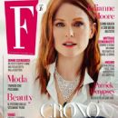 Julianne Moore - F Magazine Cover [Italy] (10 April 2019)