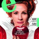 Julia Roberts, Mirror Mirror - Expresiones Magazine Cover [Ecuador] (24 May 2012)