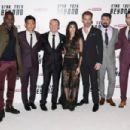 Idris Elba- July 12, 2016- 'Star Trek Beyond' UK Premiere - 454 x 303