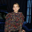Marion Cotillard – Presenting The New Electric Car From Audi in 'The auto show' in Paris - 454 x 628