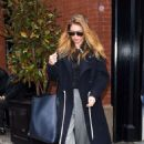 Doutzen Kroes – Leaves the Mercer hotel in New York - 454 x 710