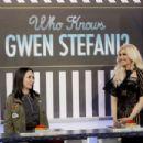 Gwen Stefani at Jimmy Kimmel Live! in Los Angeles - 454 x 303